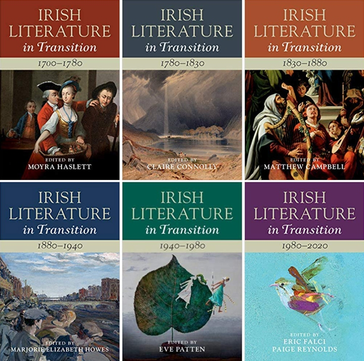 Launch recordings: Irish Literature in Transition