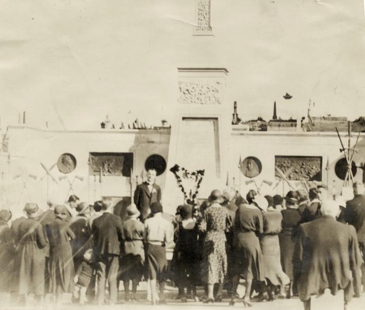 MISS Online: To Foster an Irish Spirit – writing the centenary history of theINA