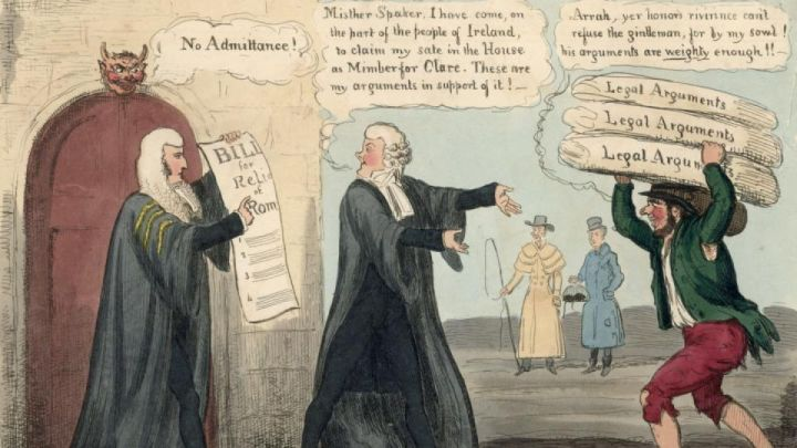 MISS Online: Performing emotion, embodiment and identity in Ireland,1800–45